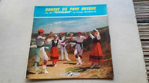 danzas.del país vasco