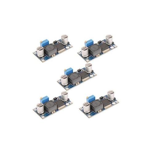 daoki 5pcs dc-dc módulo de convertidor de potencia ajustable