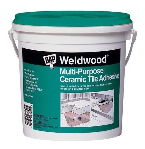 dap 25190 weldwood multipurpose baldosas de cerámica adhe