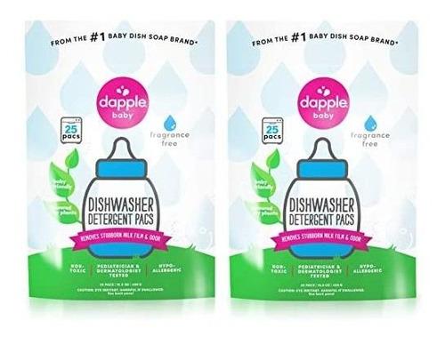 dapple pastillas para lavaplatos y lavaplatos para bebés, cá