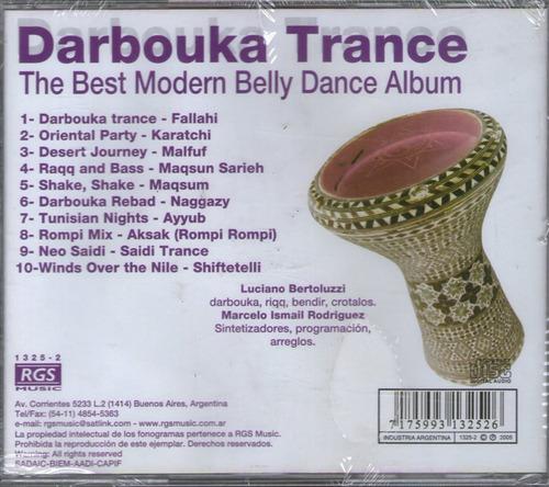 darbouka trance - best modern belly dance  - cd