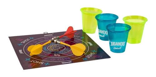 dardera jugando spirits- juego de shots y retos para beber