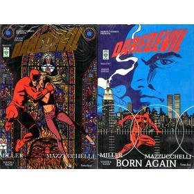 Daredevil - Born Again - - Renacido - F. Miller - Vid