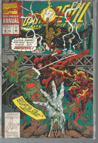 daredevil annual 1993 vol 09  marvel  bonellihq cx445 h18