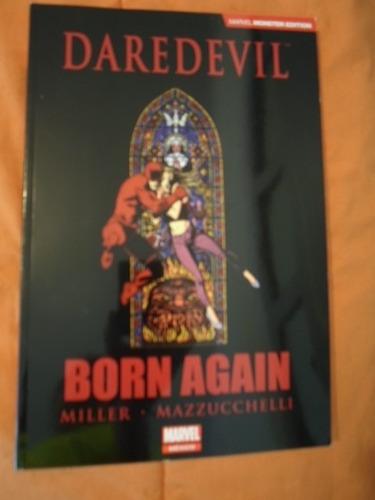 daredevil born again increible marvel comics tomo