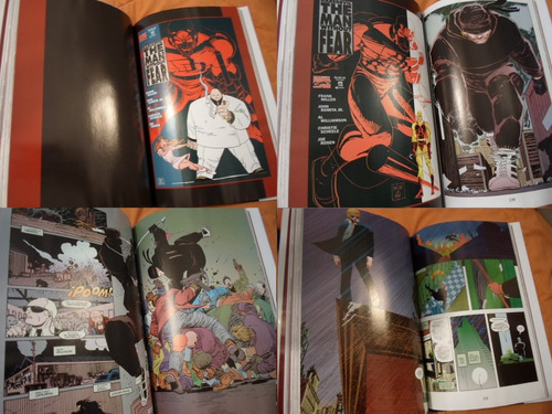 daredevil the man without fear marvel comics pasta dura