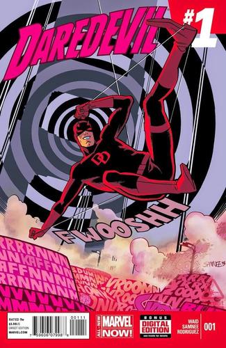 daredevil vol 4 cómics digital español