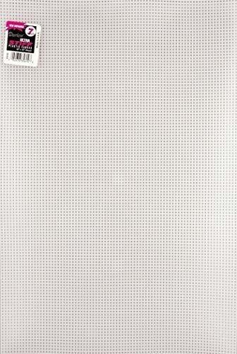 darice 96831 lienzo de plastico ultra rigido 7 unidades 120