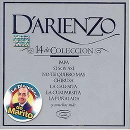 d'arienzo juan 14 de coleccion cd nuevo