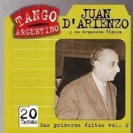 d'arienzo juan sus primeros exitos 1935/40 vo cd nuevo