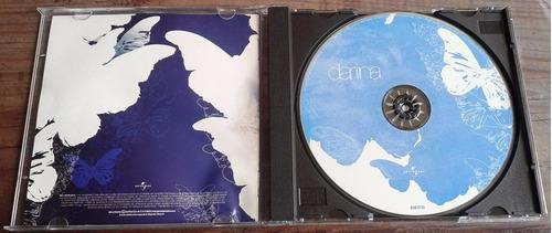 darina homonimo cd unica ed año 2003  c/ booklet   bvf