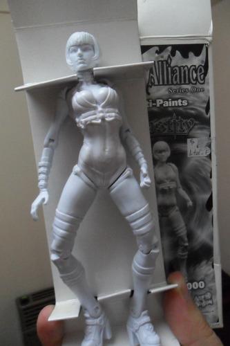 dark alliance- anti paints - chastity - en caja