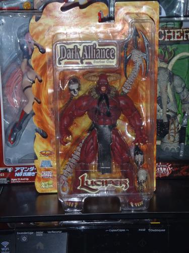 dark alliance serie ii  lucifer, jade y chastity