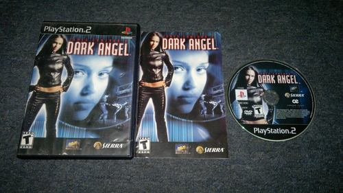 dark angel completo para play station 2,excelente titulo