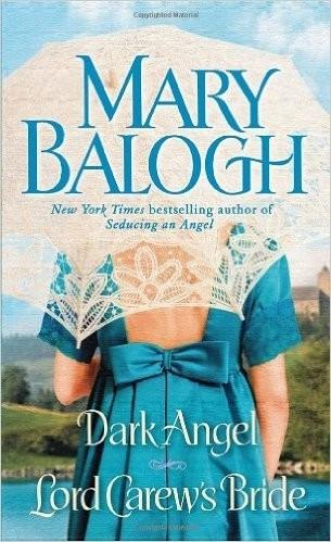 dark angel / lord carew s bride - mary balogh