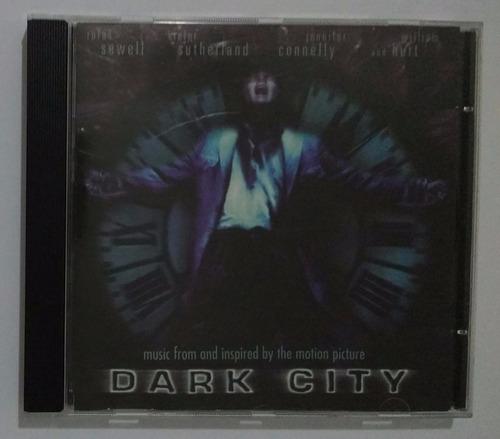 dark city - trilha sonora cidade das sombras cd