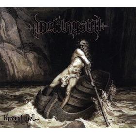 Dark Lay Still - Through Hell Lacrado Imp.(otimo Black Metal