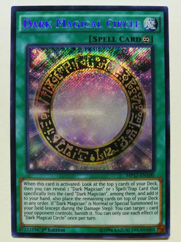 dark magical circle / círculo de magia oscuro + regalo