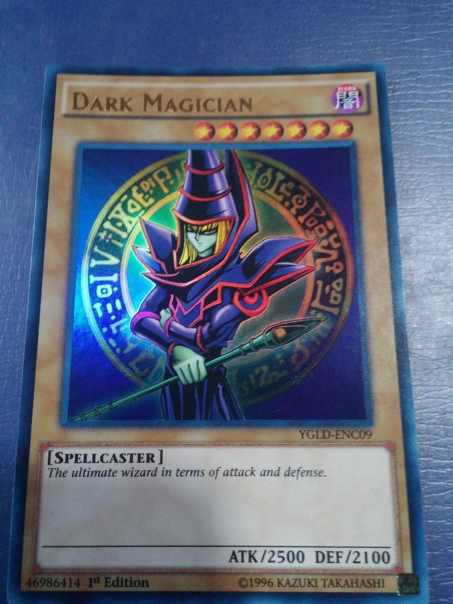 dark magician mago negro yugioh r 14 99 em mercado livre