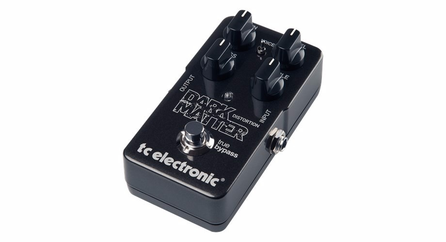 dark matter distortion pedal para guitarra tc electronic 1 en mercado libre. Black Bedroom Furniture Sets. Home Design Ideas