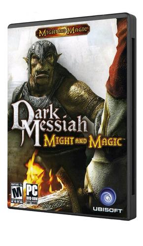 dark messiah might & magic juego pc original fisico ubisoft