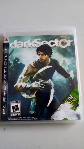 dark sector para ps3