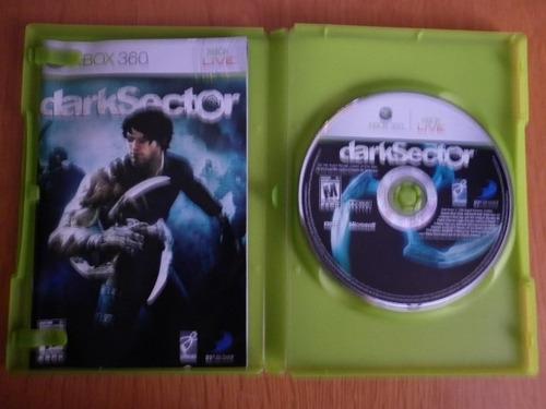dark sector para x-box 360