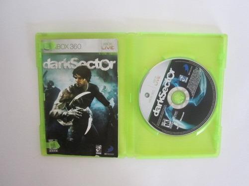dark sector xbox 360 con