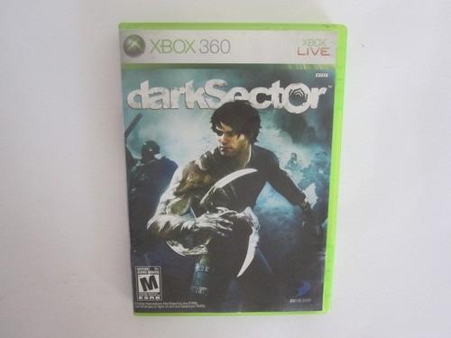 dark sector xbox 360 con envio gratis c