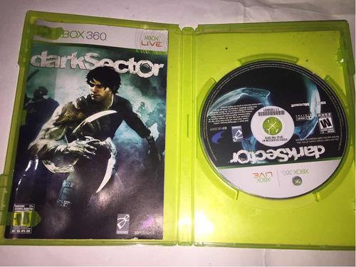 dark sector xbox 360 videojuegos