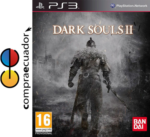 dark souls 2 ps3 juego fisico original sellado playstation 3