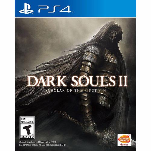 dark souls 2 ps4 (castellano)juego sellado original