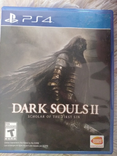 dark souls 2 ps4 fisico