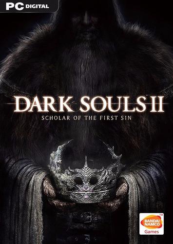 dark souls 2: scholar of the first sin pc steam original