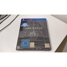 Dark Souls 3 Apocalypse Edition Ps4 Lacrado