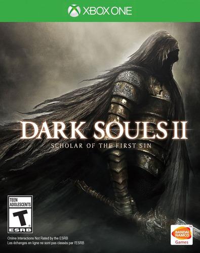 dark souls ii: scholar of the first sin - xbox one nuevo