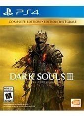 dark souls iii the fire fades edition ps4