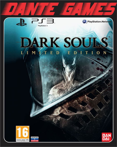 dark souls limited edition (prepare to die) - ps3