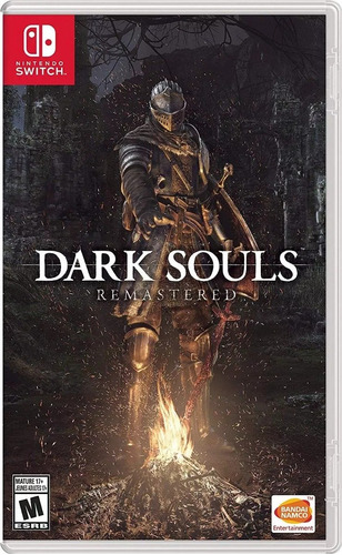 dark souls: remastered - nintendo switch - nuevo - sellado