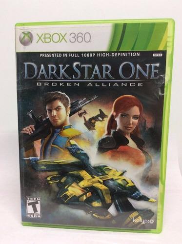 dark star one broken alliance xbox 360 envio gratis
