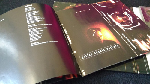 dark tranquillity projector digipack limited e. autograph