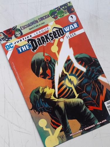 darkseid war, serie completa de especiales, comics, televisa