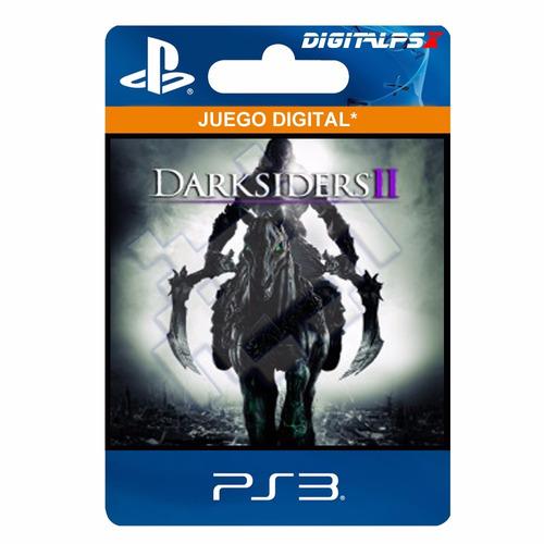 darksiders® 2 para ps3 (digital)