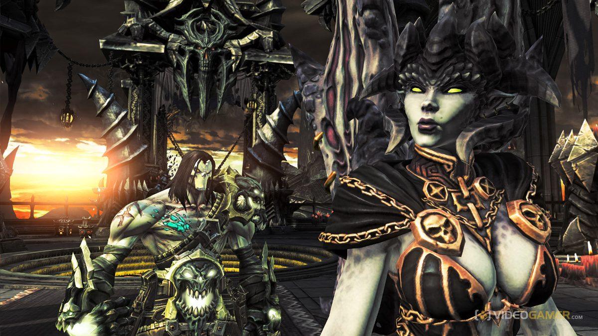 Darksiders 2 vaihtoehtoa ei ladata