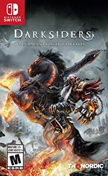 darksiders nintendo switch fisico