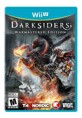 darksiders warmastered edition - nintendo wii u