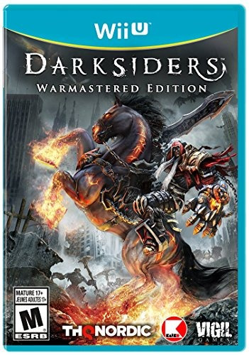 darksiders: warmastered edition (wii u) - wii u