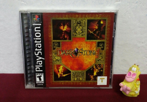 darkstone play station ps1 garantizado