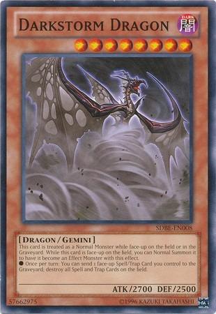 darkstorm dragon - sdbe-en008 - common unlimited
