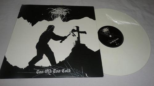 darkthrone - too old too cold '06 (peaceville) (vinilo:ex -